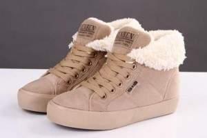 Зимние кроссовки – лучший выбор в холодную погоду!
