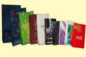Бумажные пакеты с логотипом компании как маркетинговый инструмент