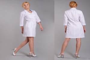 Как выбрать медицинский халат