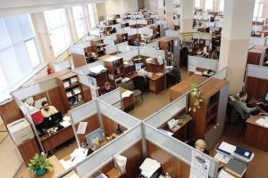 Какой он идеальный офис