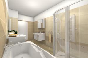 Что можно установить в ванную комнату